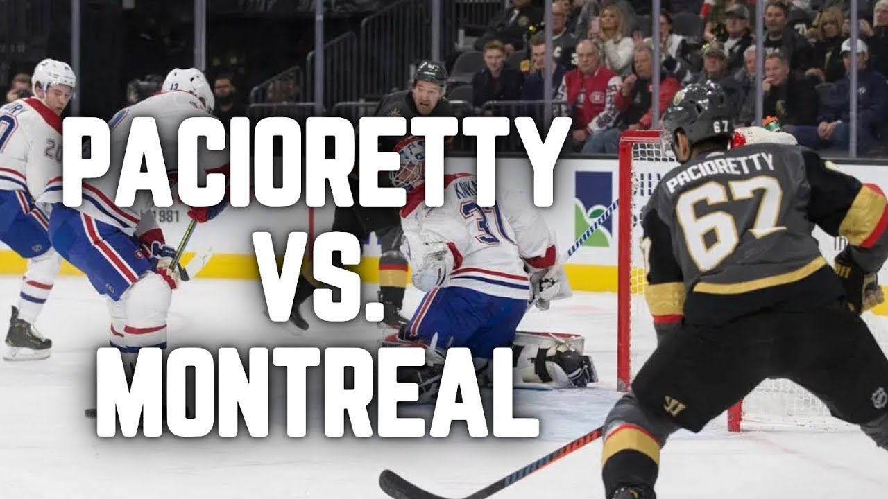 Weise on Pacioretty's Motivation if Vegas Plays Montreal   Habs Tonight Postgame Show