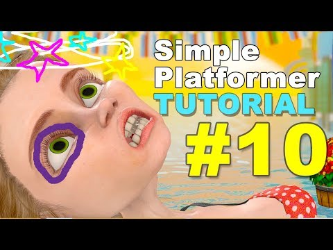 UNREAL ENGINE 4: COMPLETE PLATFORMER TUTORIAL (PART 10: Play Die Animation) thumbnail