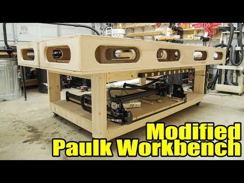 Modified Paulk Workbench - 203