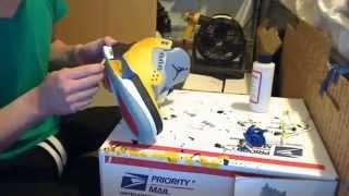 Air Jordan Retro 3 Tokyo 23 Custom