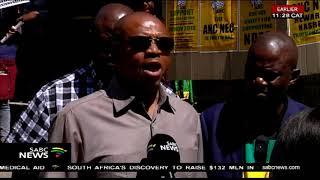 Mahumapelo on the VBS Mutual Bank Scandal
