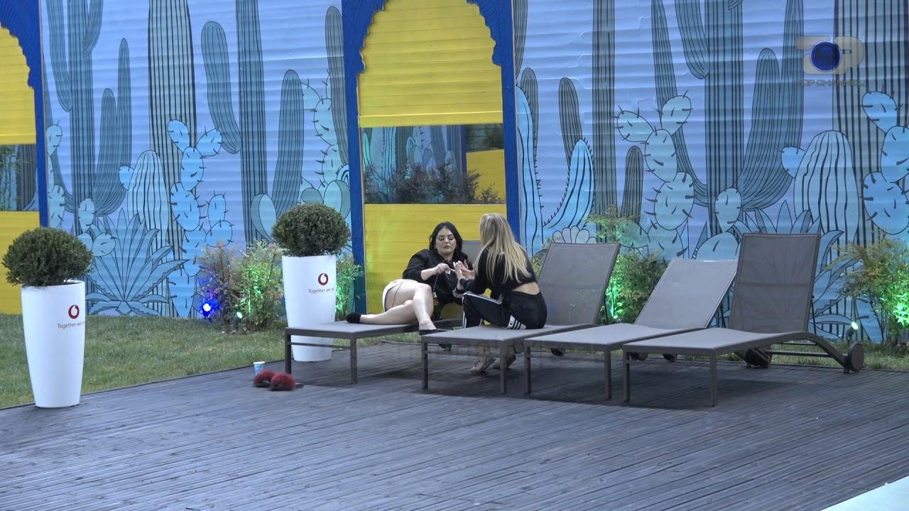 Download Beniada dhe Fifi sqarohen me njëra-tjetrën - Big Brother Albania Vip