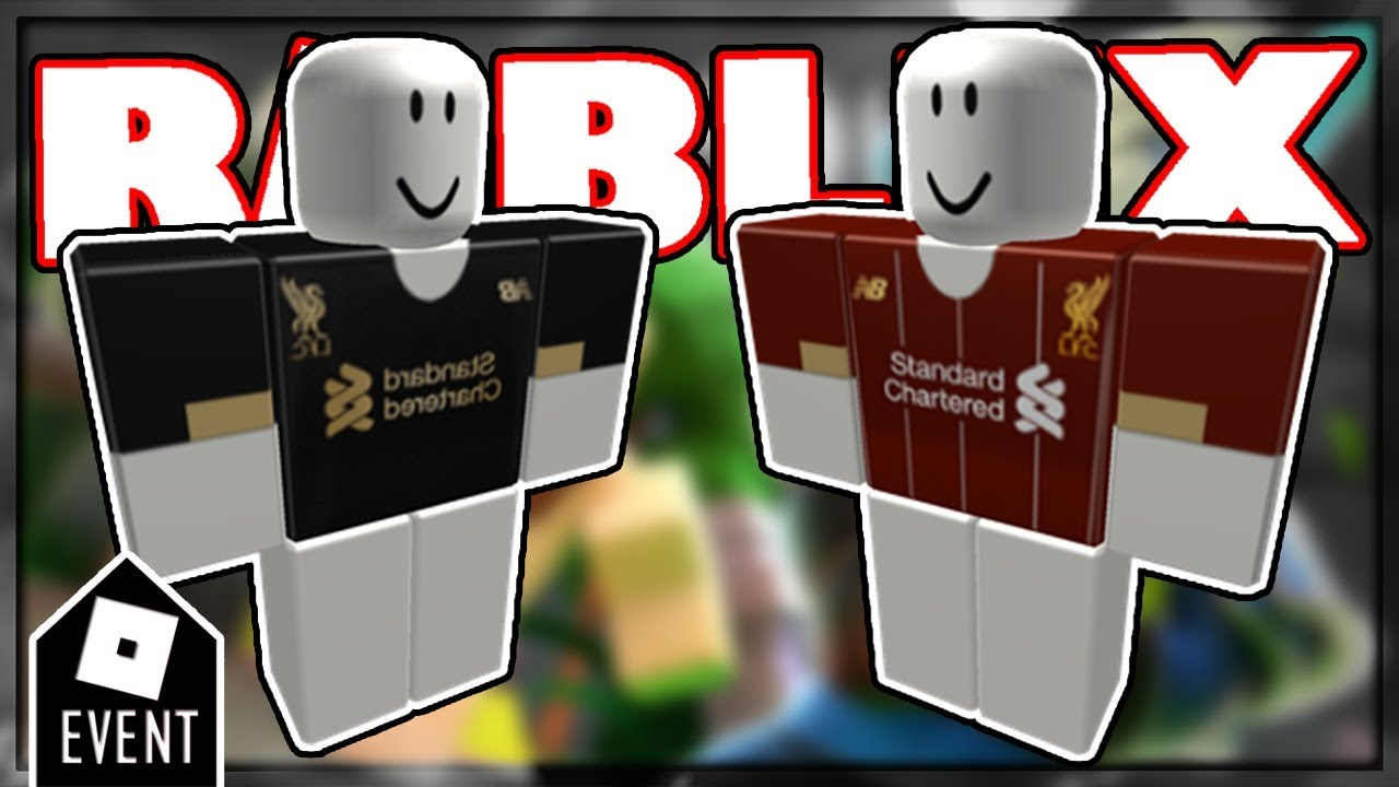 [LEAKS] ROBLOX LIVERPOOL EVENT | NEW ROBLOX EVENT 2019