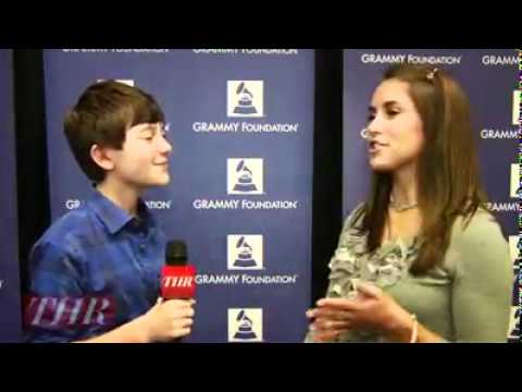 Greyson Chance Learns Life Lessons from Justin Bieber (Video) - The Hollywood Reporter