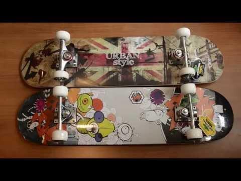 Как правильно выбрать скейтборд и на что обратить внимание. Интернет магазин Veryvery.ru