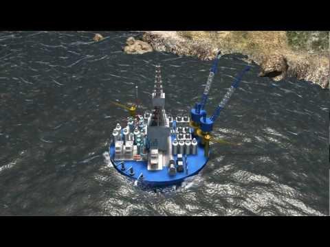 Salvage crews board rig stranded in Alaska