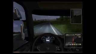 Euro Truck Simulator Malatya - Kayseri Yolu - Seckin Nakliyat 2014
