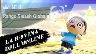 GSP : la rovina dell'online - Super Smash Bros. Ultimate