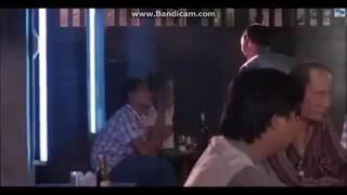 Ван Дам танцует