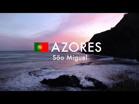 Azores - São Miguel (Ponta Delgada)