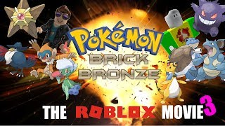 POKÉMON BRICK BRONZE: THE ROBLOX MOVIE 3 - Climbing the Cragonos Mines!