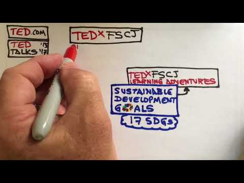 Leadership, Social Responsibility, and Sustainable Development Goals | TEDxFSCJ Learning Adventures