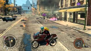 Saints Row 3 - CO OP Gameplay [HD 720p]