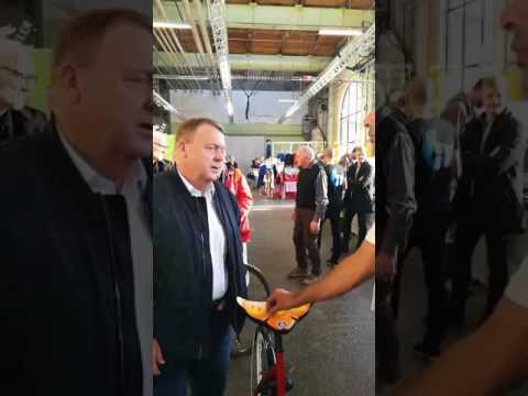 Bikerwings Interview with the Prime Minister of Denmark Mr. Lars Løkke Rasmussen!!!