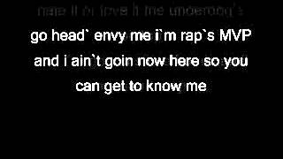 Hate It Or Love It - 50 Cent ft The Game (With Lyrics)