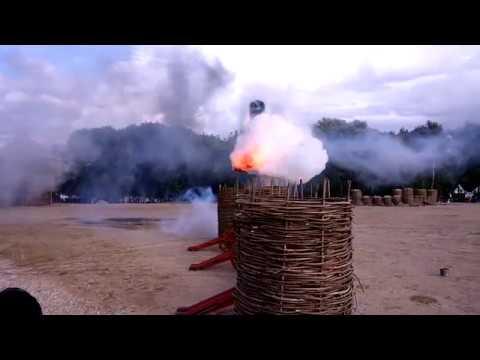 Пограничная битва XVII века в музее-заповеднике «Коломенское» 27-08-2017