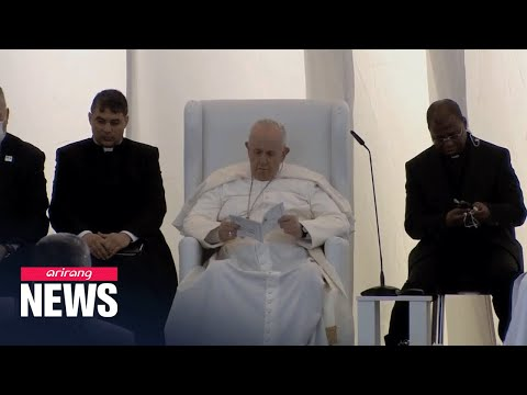 Pope Francis holds historic meeting with top Shia Islam cleric in Iraq