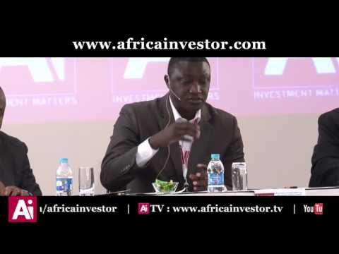 Mamadou Mbaye speaks on Sovereign Wealth Funds at the Ai Pension and SWF Summit 2017