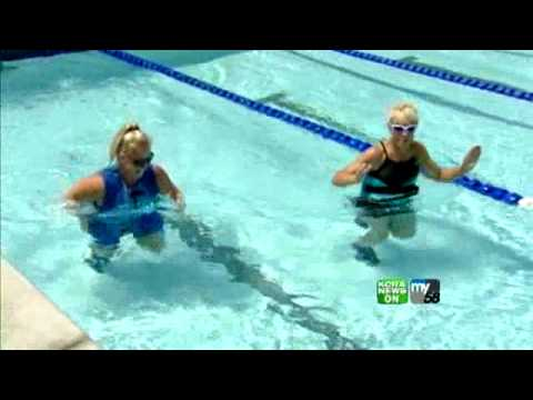 85a66083b79 AQX Training: Use Shoes In The Pool - YouTube