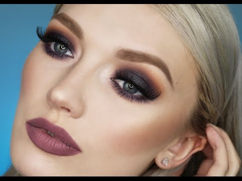 "Duochrome Smokey Eye Tutorial | Colourpop Super Shock Eyeshadow ""BAE"""