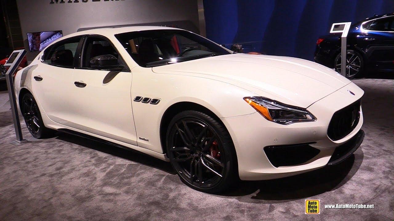 2019 Maserati Quattroporte GTS - Exterior and Interior ...