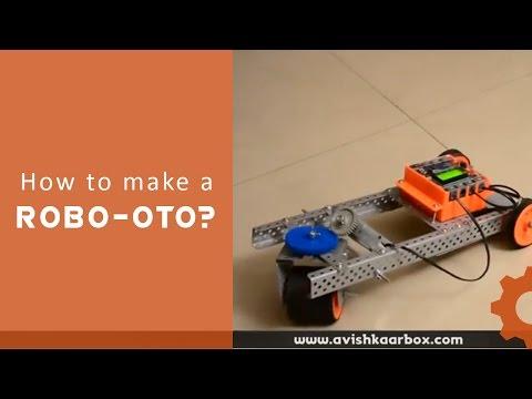 Lets Avishkaar #6 : How to make Robo-Oto
