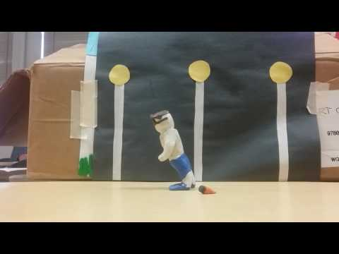 Clay animation by Johnny Kerr Malik Jahiem Billy