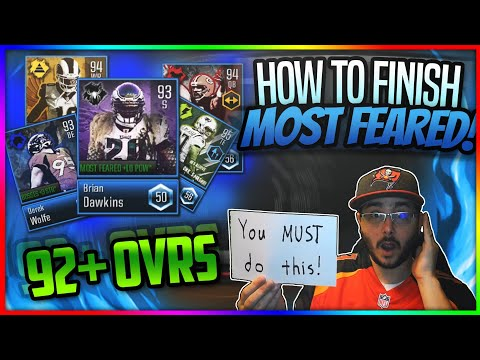 BEST WAY TO GET ALL THE MOST FEARED PLAYERS QUICKLY!