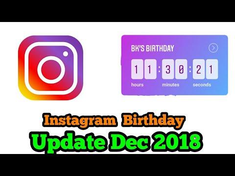 Instagram Story Birthday Post Ideas Amazing Stories