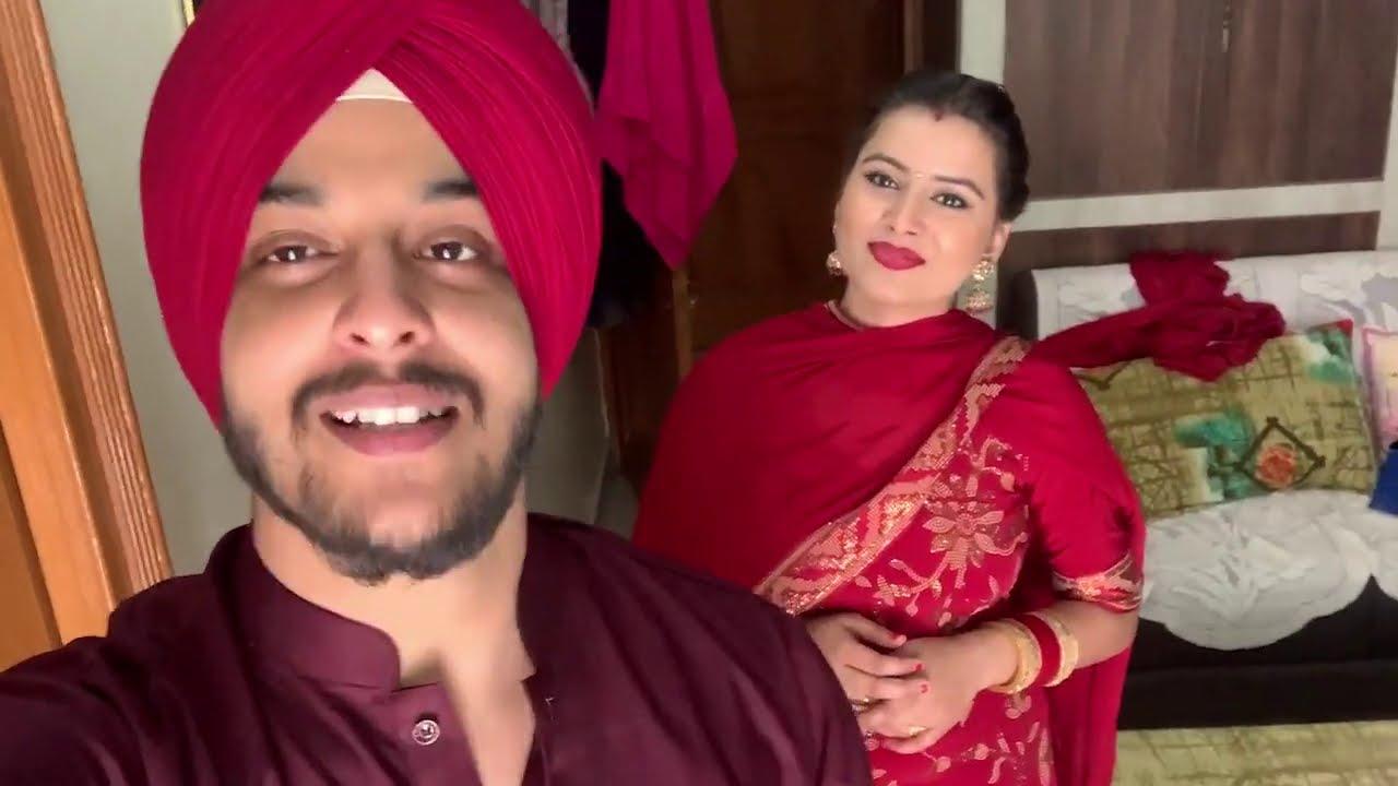 Punjab da cutest Bacha is Back    Guess who?    Vlog 15