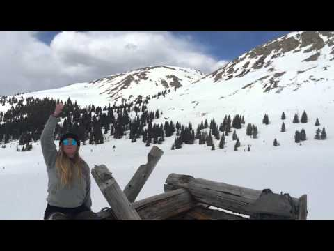 Exploring Old Mine Shelters || Mayflower Gulch Hike