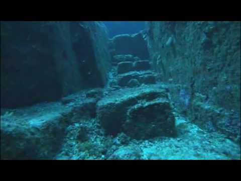 The mystery of Yonaguni underwater structure02