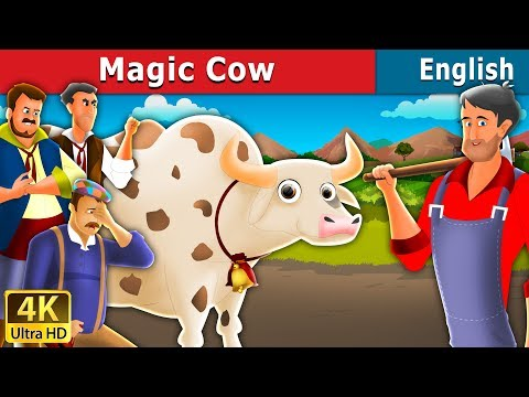 Magic Cow in English | English Story | English Fairy Tales