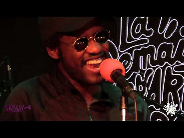 Only The Righteous live at NDG Arts Week 2020