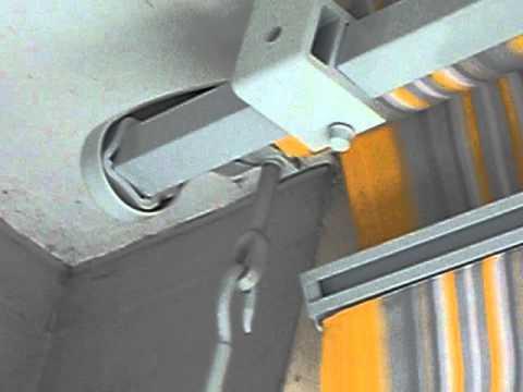 Istruzioni Montaggio Motore Tenda Da Sole.Tenda Da Sole Su Barra Quadra Di Rinforzo Http Www