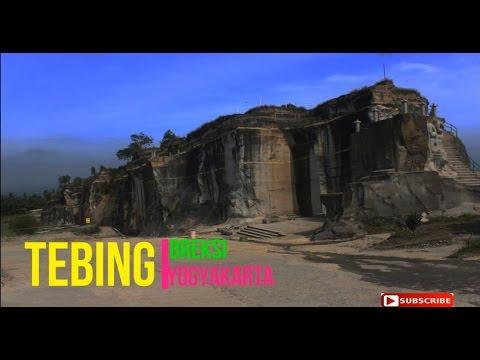 Tebing Breksi Yogyakarta /Yogyakarta tourism