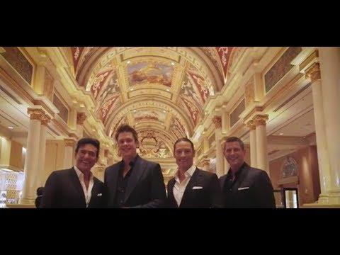 Il divo the venetian concerts promo 27 7 2017 youtube - Il divo concerti italia ...