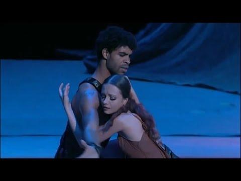 Adagio of Spartacus & Phrigia - Carlos Acosta & Nina Kaptsova