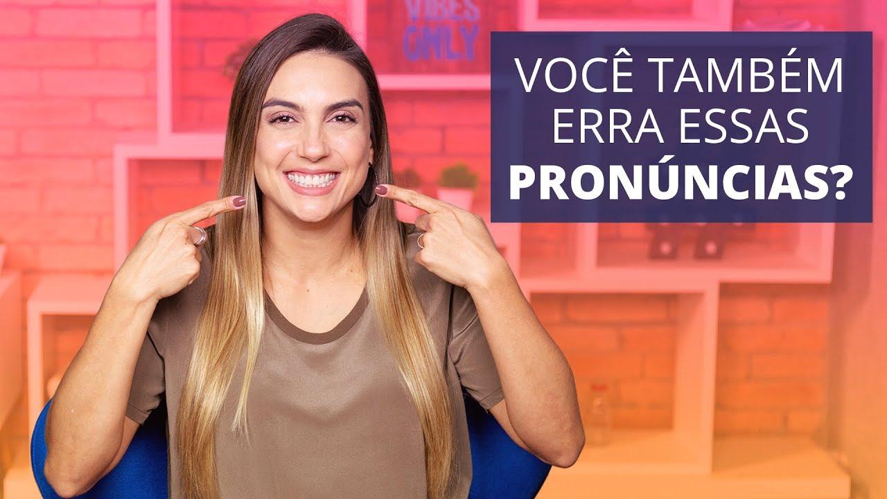 Download Pronúncia em Inglês: 3 erros que todo brasileiro comete