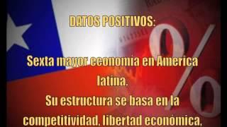 Chile, Forma de gobierno, estadísticas.