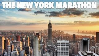 THE 2014 NEW YORK CITY MARATHON | The Ginger Runner