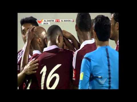1  Al Wahda vs Al Dhafra Goal by Sebastian Tagliabue Al Wahda