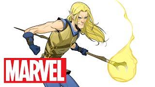Staff of Magic | Marvel Make Me a Hero