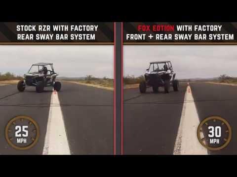 Sway Bar Testing