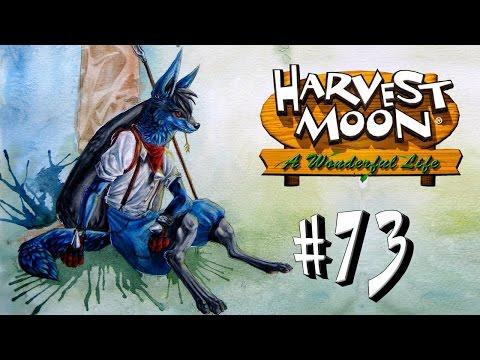 Harvest Moon: A Wonderful Life #73 - Terrible people at said jobs