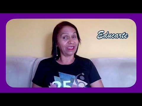 Conexão Educarte - Tia Lícia