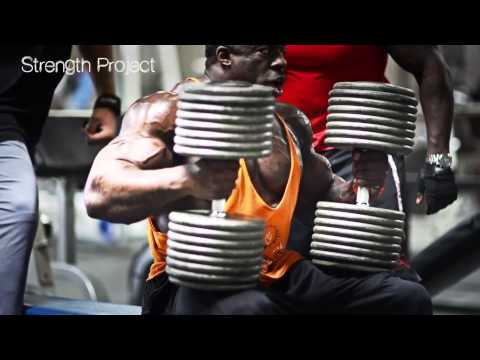 Chest and Shoulders workout with Kali Muscle @ MetroFlex LBC