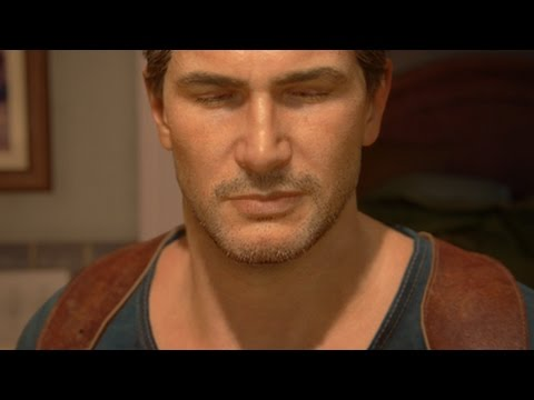 Nathan Drake The Best In Game Character Model Uncharted 4