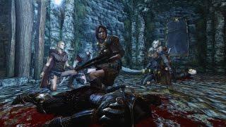 Прохождение Skyrim Association #38. Хороший эльф - мертвый эльф (квест на восстановление Хелгена)