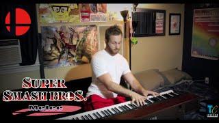 Super Smash Bros. Melee - Menu 1 (piano cover)